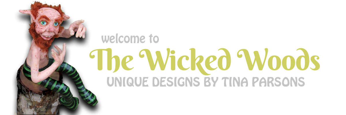 The Wicked Woods Welcome Banner