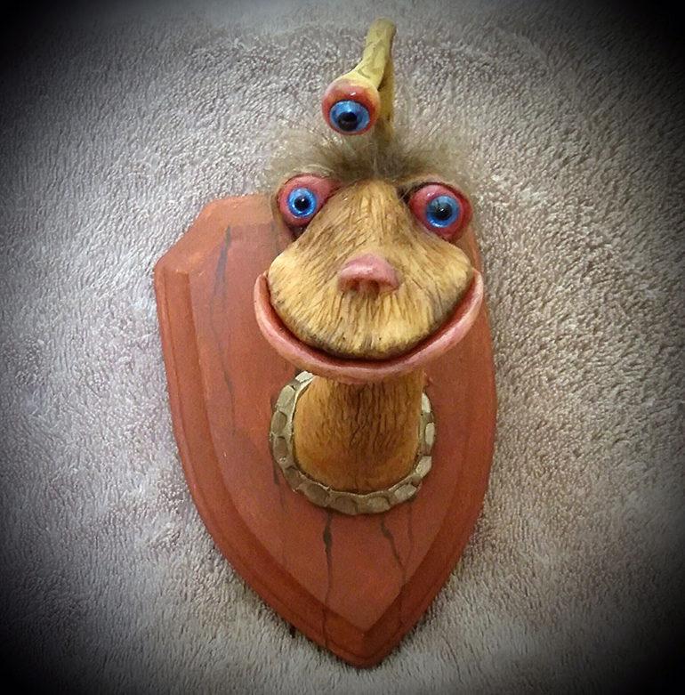 Tri-eye by Tina Parsons